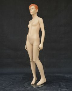 Realistic Children Mannequin for Store Display pictures & photos