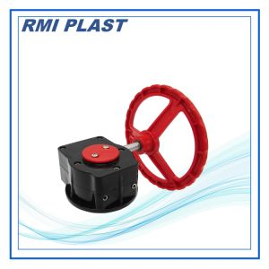 PVC Plastic Shell Wormgear Box pictures & photos