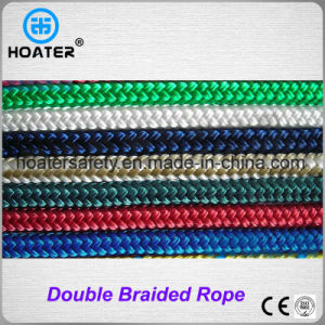 3-18mm Color Double Braided Polyester Rope with Factory Price pictures & photos