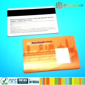 Variable Data Printing Fudan FM11RF32 Smart Card pictures & photos