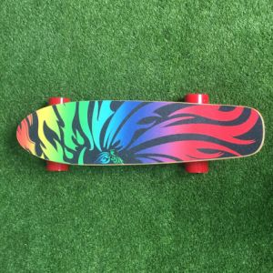 Cheap 4 Wheels Electric Skateboard with Wireless Remote pictures & photos