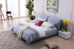 The Modern Design Bedroom Furniture Bed (703) pictures & photos