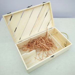 High Quality Wood Box for Wine, Natural, Eco-Friendly for Promotion pictures & photos