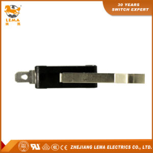 Superior Quality Kw7-96 Approved Bent Lever Actuator Micro Switch pictures & photos