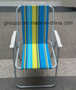 Single Beach Chair, Outdoor, Folded, Leisure, OEM pictures & photos