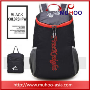Black Stylish Sports Backpacks for Hiking pictures & photos