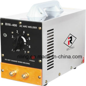 Bx6 AC Arc Welder with Ce (BX6-400) pictures & photos