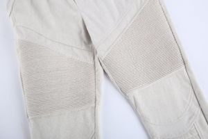 Cotton Terry Winter White Men Pants pictures & photos