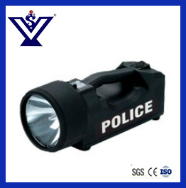 LED Antiriot Searching Flahlight Outdoor Big Flashlight Police Searchinglight (SYSG081) pictures & photos
