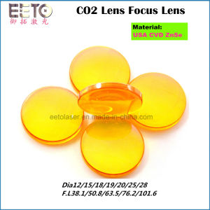Znse Focus Lens for CO2 Laser Engraving Cutting Machine pictures & photos