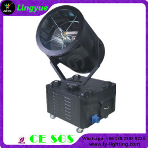 CE RoHS 2kw-5kw Outdoor Moving Head Sky Search Beam Light pictures & photos
