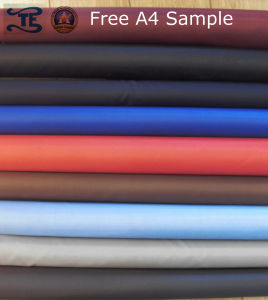 Waterproof Fabric 100% Poly Oxford Fabric for Bags pictures & photos