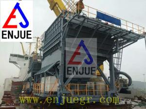 Port Cement Hopper with Exhaust Dust Device 30 Cbm Mobile Hopper pictures & photos