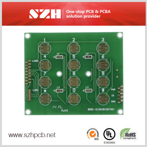 High Quality Access Control Hotel Digital Lock Fr4 PCB Board pictures & photos