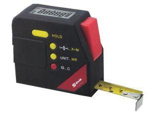 Measuring Tool Auto-Lock Digital Tape Measuring Tape pictures & photos