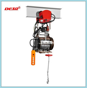 Electric Wireless Remote Suspended Hoist pictures & photos