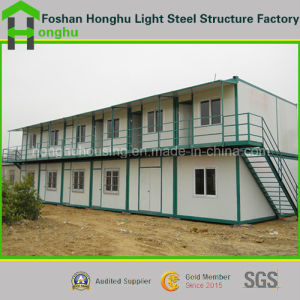 20 Feet Modular Prefabricated Container House in Foshan pictures & photos