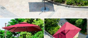 Red Outdoor Umbrella pictures & photos