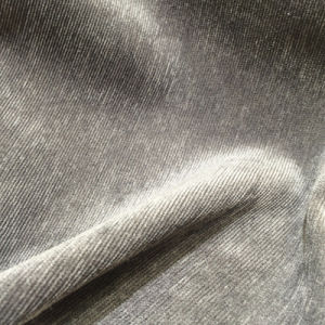 97% Polyester and 3% Nylon 21 Wales Corduroy Fabric