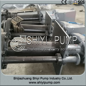 Heavy Duty Vertical Chemical Wastes Handling Centrifugal Sump Pump pictures & photos
