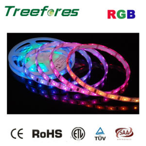 5V USB LED Flexible RGB Strip 5050 pictures & photos