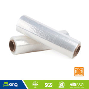 OEM 25mic Soft Stretch Film for Packing Cargos pictures & photos