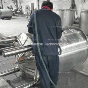 Hundom Movable Stainless Steel Storage Tank pictures & photos