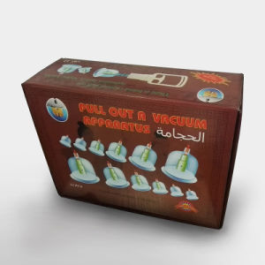 Best Seller Saudi Arabian Vacuum Cupping Set pictures & photos
