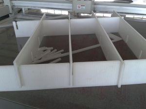 Corrugated Carton Vibration Cutter Machine pictures & photos