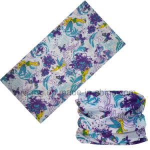 Hot Fashion Multi-Purpose Custom Printed Tube Magic Elastic Headwear pictures & photos