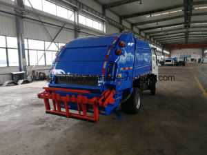 Customized 8-10 M3 Compactor Garbage Truck Refuse Collector Special Vehicle pictures & photos