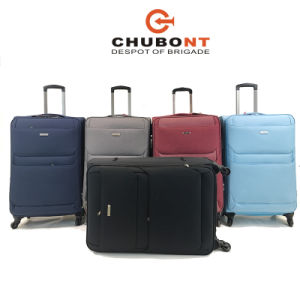Chubont High Quality Waterproof Sepcial Design Trolley Luggage Set pictures & photos