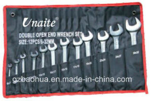 Dual Open Wrench, Double Open Wrench pictures & photos