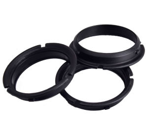 Precision Plastic Injection Molded Camera Lens Parts