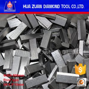 Diamond Core Drill Bit Segment for Stone Drill Bit pictures & photos