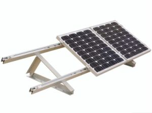 PV Solar Customized OEM Adjustable Solar Mounting Brackets pictures & photos