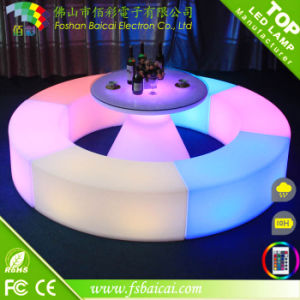 China Manufacture Bar Counter LED Furniture pictures & photos