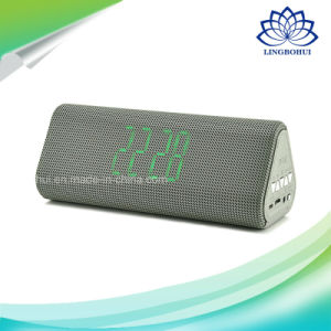 Time Clock Portable Wireless Mini Speaker with Microphone pictures & photos