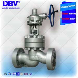 Casting Steel Wcb OS&Y Class2500 Globe Valve pictures & photos