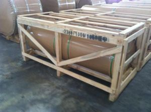 Hot Rolled 3003 H16 Tension Levelled Wide Coil for Truck Roofs Coil Weight 1700kgs pictures & photos