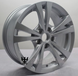 Wholesale 5X100 15 Inch Silvery Alloy Wheels Rims for Sale pictures & photos