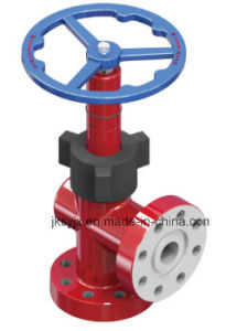 API 6A Adjustable Choke Valve Used in Oil Field pictures & photos