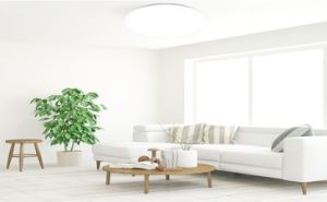 14 Inches 20W IP44 3000k Round LED Flush Mount Ceiling Light for Living Room and Bedroom pictures & photos
