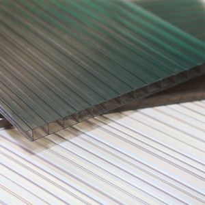 Greenhouse Roofing Polycarbonate Sheets 10 Year Warranty pictures & photos