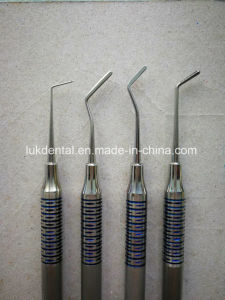 High Quality Dental Composite Instrument with PVD Coated (No Material Sticking) pictures & photos