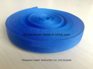 "1"" 900d Navy Blue Heringbone PP Webbing for Bags"