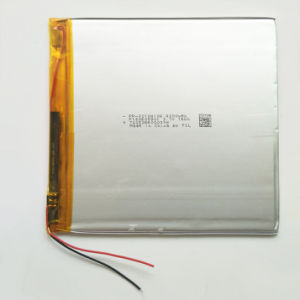 4300mAh 32104106 Lithium Polymer Rechargeable Battery for MID DVD Pad pictures & photos