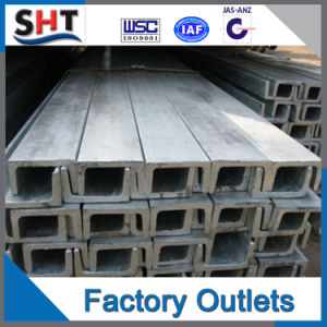 China Steel Prices C Stainless Steel Channel pictures & photos