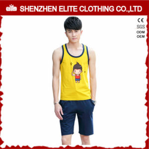 Top Design Sleeveless Mens Tracksuit Summer (ELTTI-53) pictures & photos