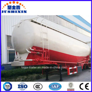 Powder /Bulk Cement Tanker Semi Trailer Truck Trailer pictures & photos